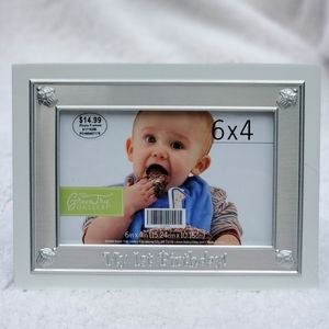 """Adorable """"My 1st Birthday"""" Picture Frame"""